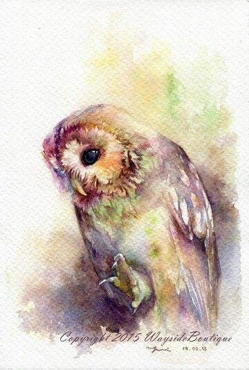 Beautiful owl art                                                                                                                                                                                 More