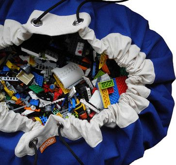 Swoop Bag, True Blue, Large...(from Houzz) soldBy:SwoopBags