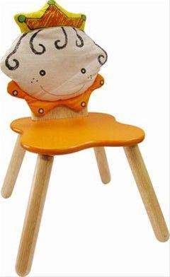 Židlička - princezna
