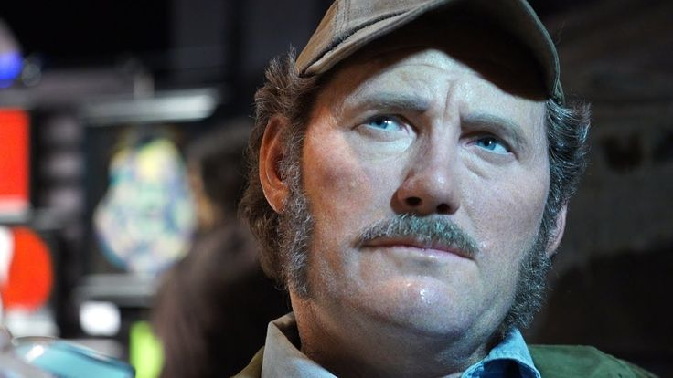 Nick Marra's Incredible 'Quint' Sculpture from Jaws!