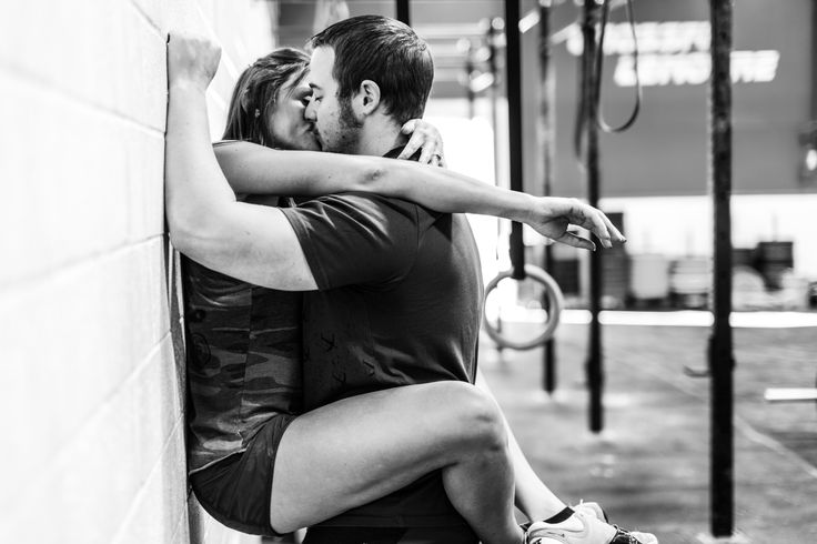 Fitness engagement session #crossfit #engagement