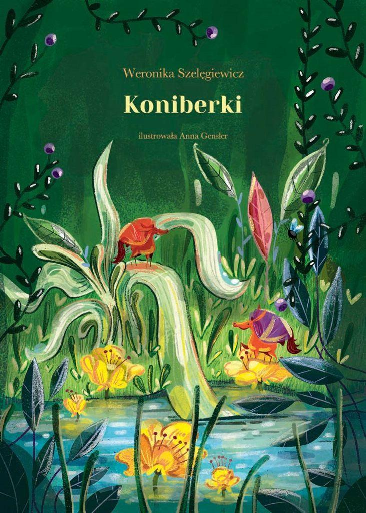 Koniberki - Blog o książkach dla dzieci Mamaczyta.pl