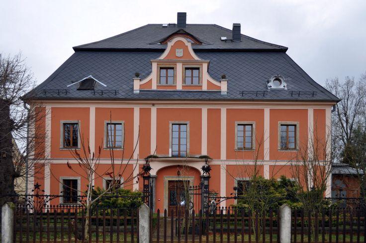 Palace Ksiazecy, Wlen, Lower Silesia, Poland.