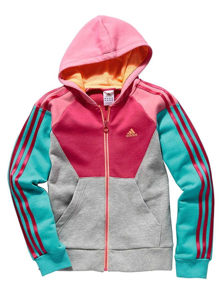 adidas Girls Reload ZT Hoody Very.co.uk