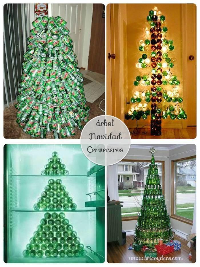 rboles de navidad originales y diferentes hacer bricolaje es