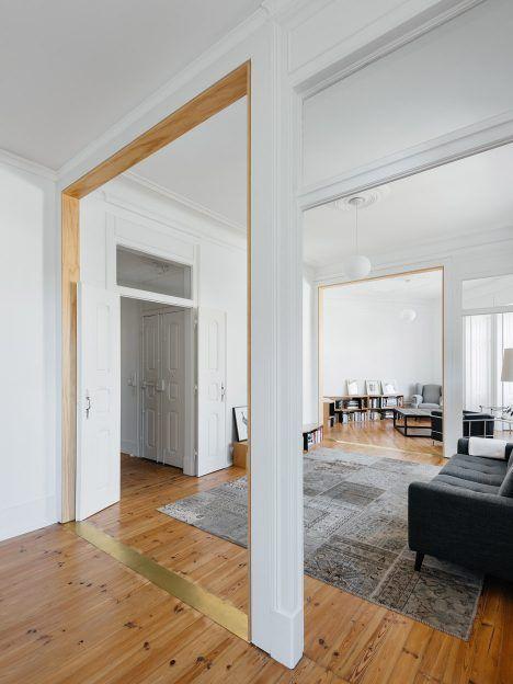 Apartment in Estrela by Aurora Arquitectos Micoleys picks for #DecorInspiration www.Micoley.com
