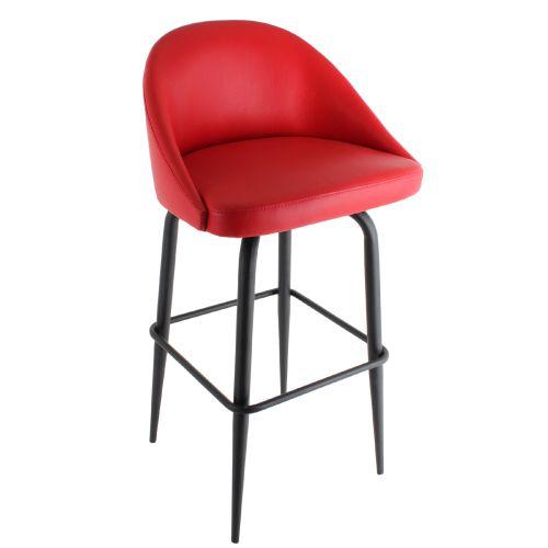 360 derece döner hareketli bar sandalyesi Döşeme renk alternatifleri beyaz-kırmızı-siyah-kahvenregi, cafe bar sandalyeleri ve döner bar sandalyeleri fiyat..