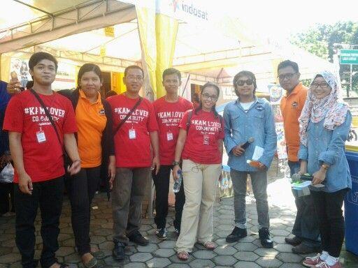 Kam Lover Community, donor darah & bazaar