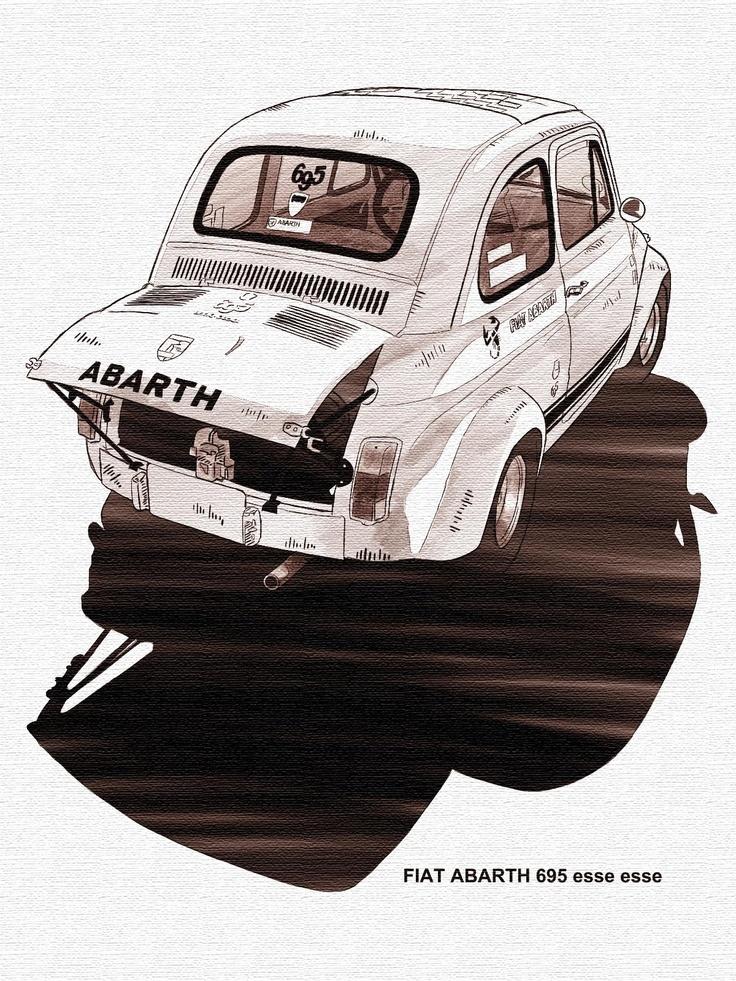 Fiat Abarth 695 esse esse