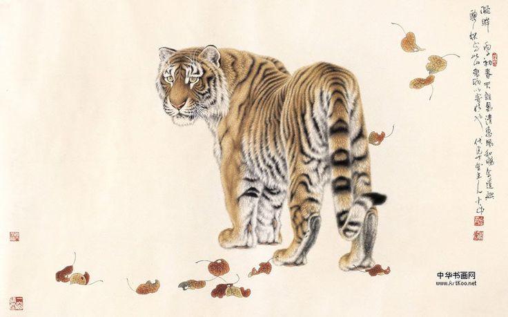 FENG DAZHONG http://www.widewalls.ch/artist/feng-dazhong/ #FengDazhong #contemporaryart #paintings