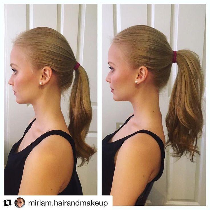 Pony puffin: Beauty-Tool für mehr Volumen bei dünnen Haaren