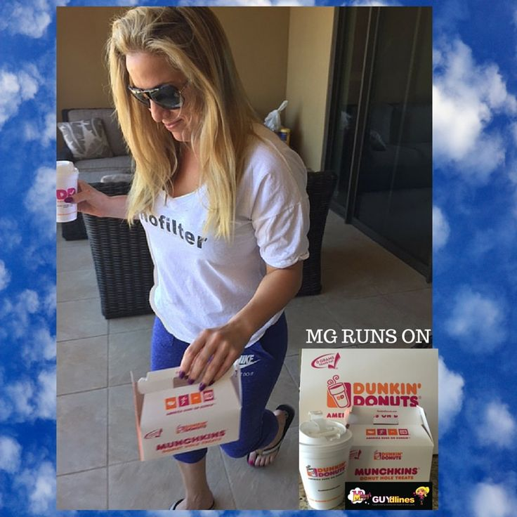 MG Runs On Dunkin' Donuts: Pistachio Coffee & All Day Breakfast #AD @dunkindonuts