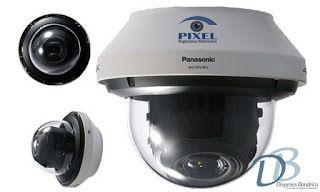 Blog do Diogenes Bandeira: Nova câmera IP dome da Panasonic oferece qualidade...