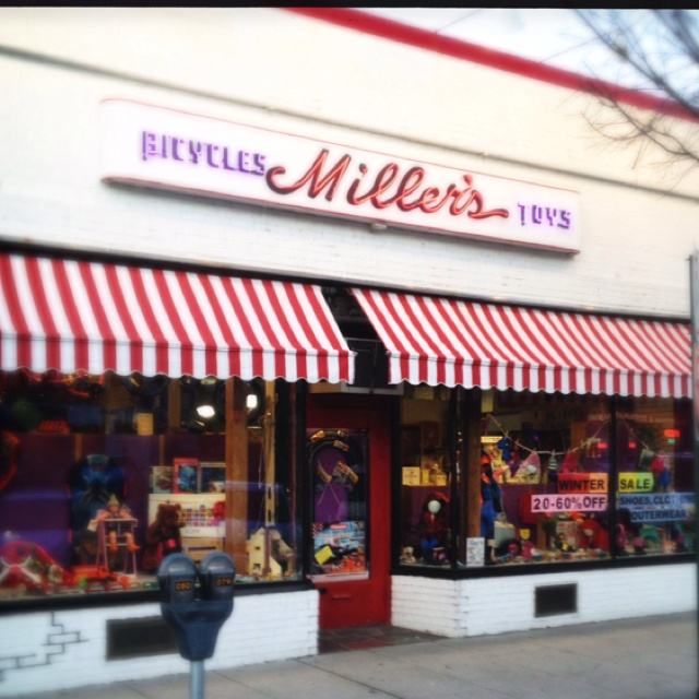 Miller's Toys, Mamaroneck, NY