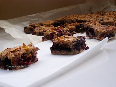 Laboratory of taste: Овсяное печенье с черникой (Blueberries Oatmeal Ba...