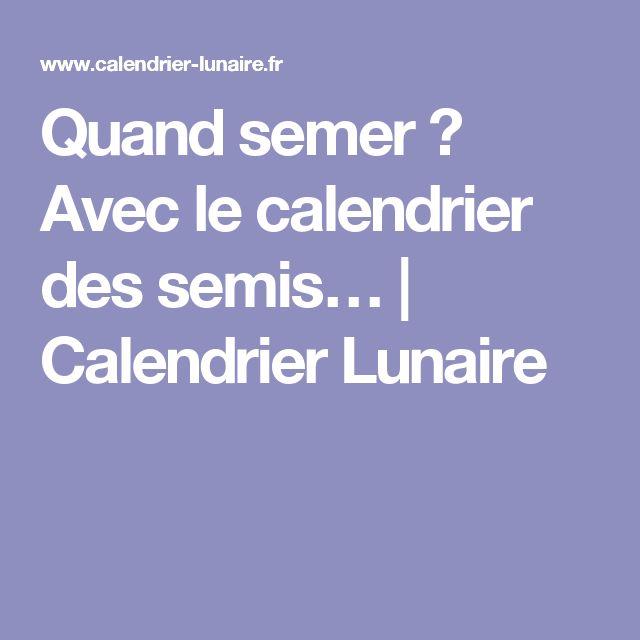 1000 id es sur le th me calendrier lunaire sur pinterest for Calendrier lunaire pour le jardin
