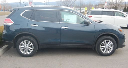 Best SUV for Family - 2015 Nissan Rogue. Visit www.bestfamilysuv.com for more pics of new 2015 & 2016 SUVs