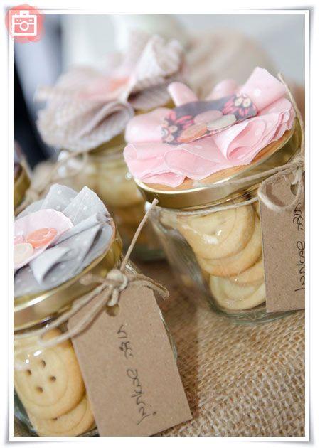 Foto del día: Bote de cristal con galletas