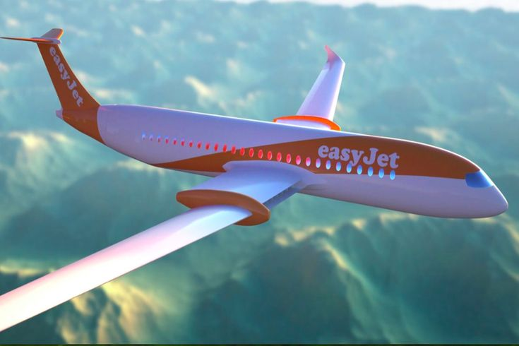 Easyjet Plans To Have An Electric Airplane In The Sky Within A Decade Electric Aircraft Aircraft New Cars For Sale
