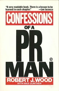 This book by Bob Wood made me want to be a PR man.