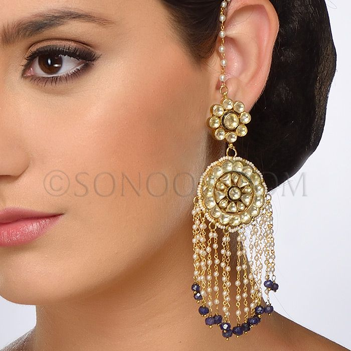Indian Jewelry Jewellery Bridal Ethnic Wedding