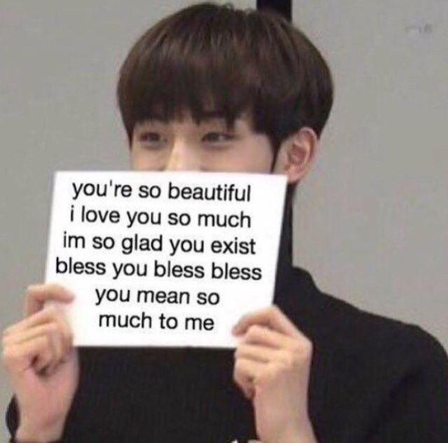 Pin By Jodelle On Kpop Memes Funny Kpop Memes Kpop Memes Cute Memes