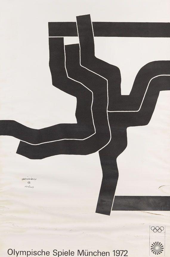 Eduardo Chillida - Lithografie