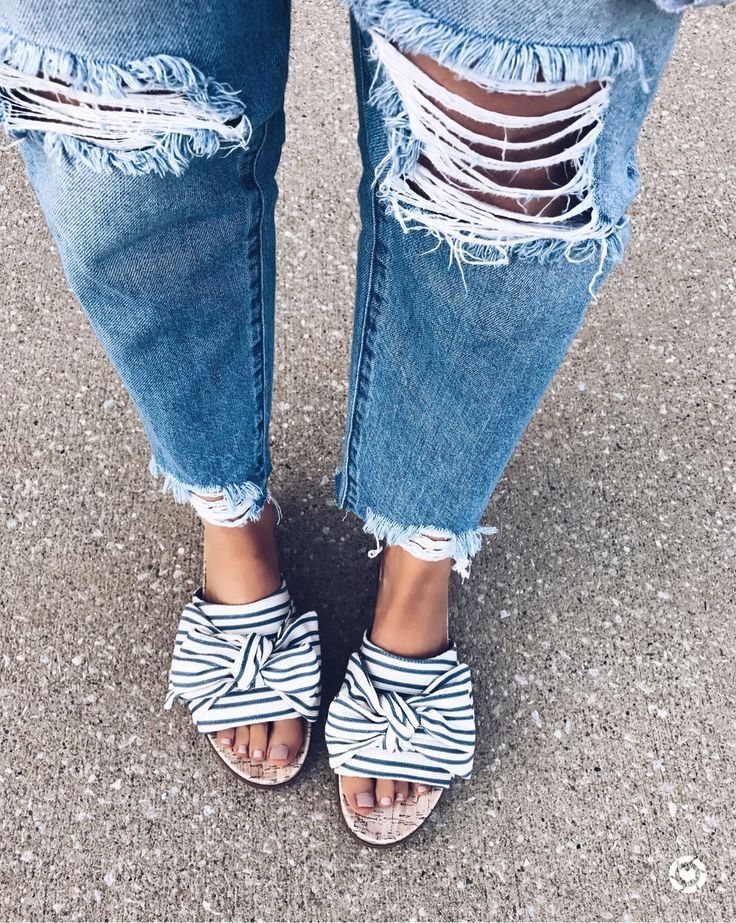 Bow Sandals for just $25!!! - Snag them while available! See post for deets - Fashionably Kay