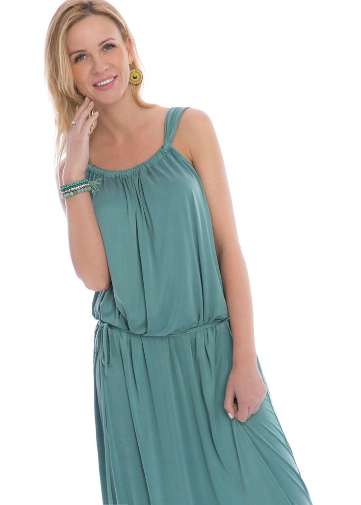 Woman in turquoise  #TheSame #elegantwomam #turquoise #dress