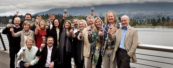 Australian Wine Producers - The AFFW getting together in Sydney - http://www.australiasfirstfamiliesofwine.com.au