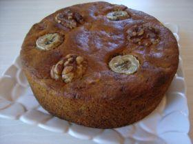 「バナナとくるみのキャラメルケーキ」まふぃー   お菓子・パンのレシピや作り方【corecle*コレクル】