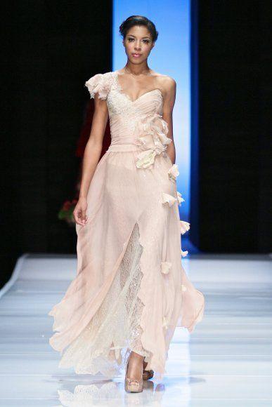 South Africa Fashion Week Spring/Summer 2012 Collections    Designer: Vesselina Pentcheva