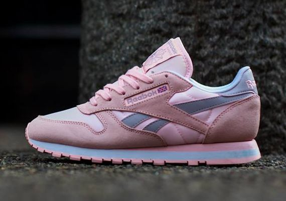 Reebok Classic Leather Patina Pink | Sneakers Madame