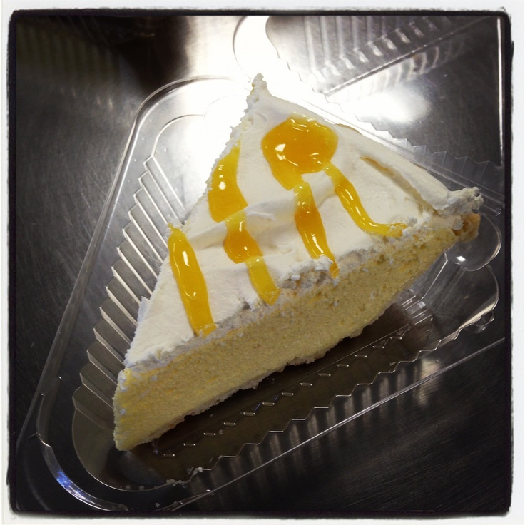 Some ono-licious lilikoi chiffon pie from Aunty Lilikoi Products!  Click for the recipe!