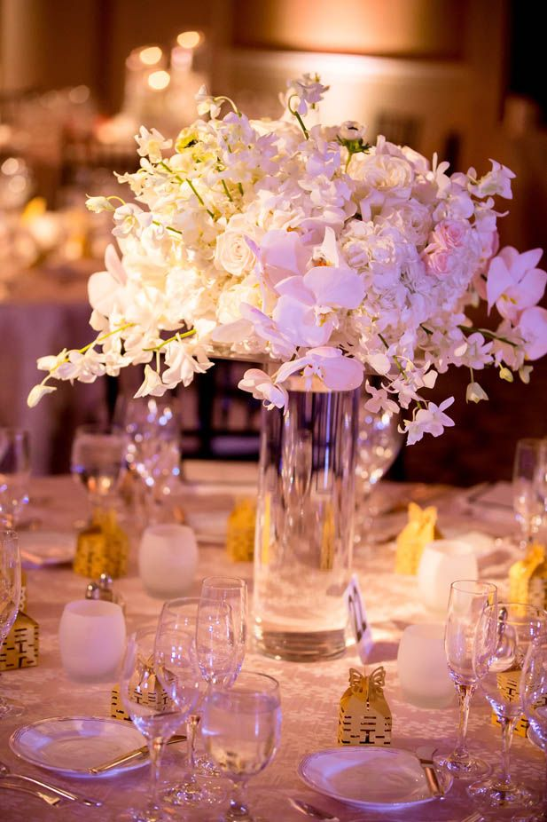 Best orchid wedding centerpieces ideas on pinterest