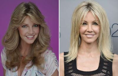 Food  For Thought: Heather Locklear, Τότε και τώρα