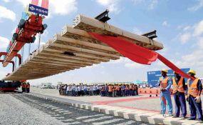 Photo:                   focac/China Daily                                    Construction of Nairobi terminus of SGR railway by China Road and Bridge Corp in Nairobi, Kenya.                   By Frederic Musisi & Mark Keith Muhumuza Kampala —...
