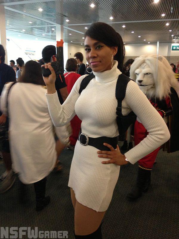 hot cosplay Lana kane