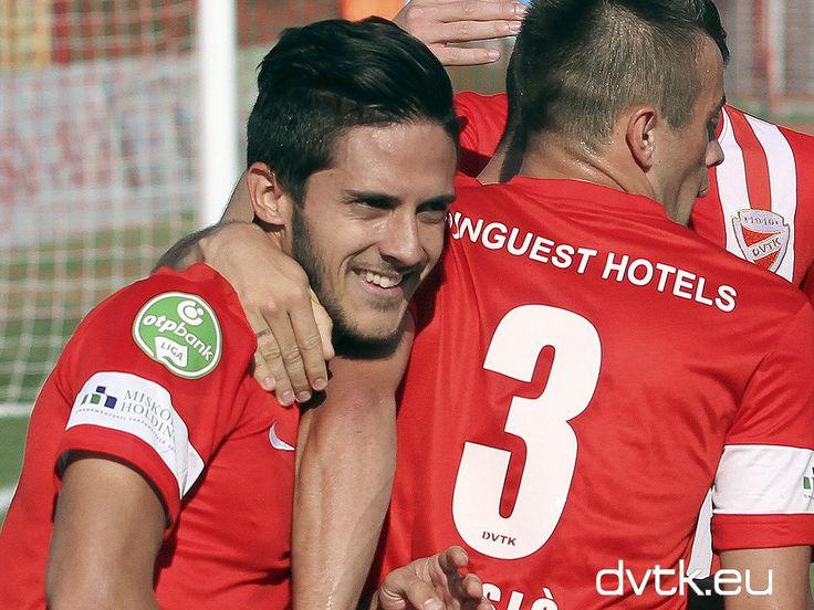 Barczi Dávid a Kecskemét kapujába lőtte pályafutása első diósgyőri gólját  DVTK - KTE 1-1 (1-0)