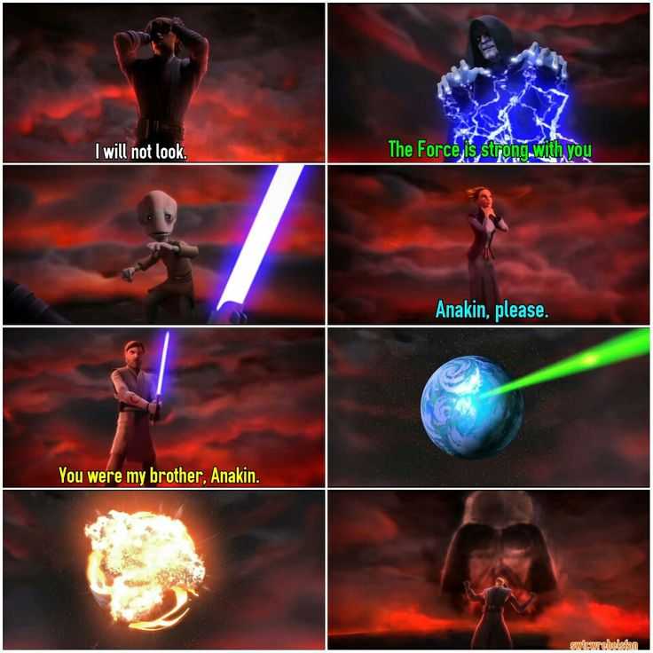 I did notice they never said anything about Ahsoka...