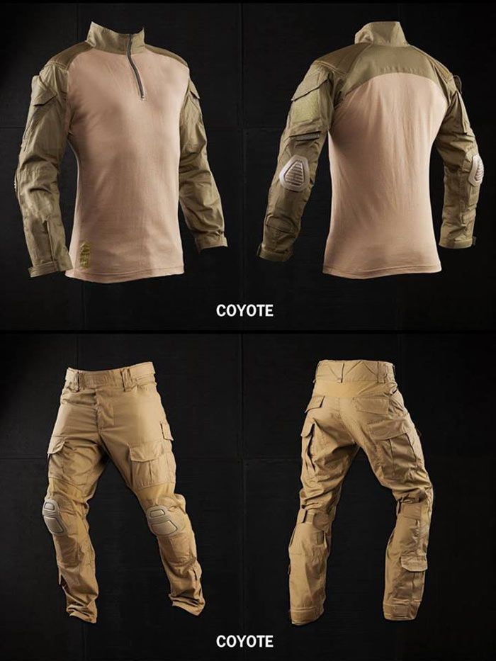Haley Strategic Partners Reveal Disruptive Environment Combat Uniforms | Popular Airsoft