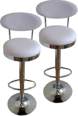 Breakfast bar stools...