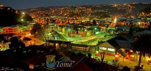 Tomé, VIII región, Chile
