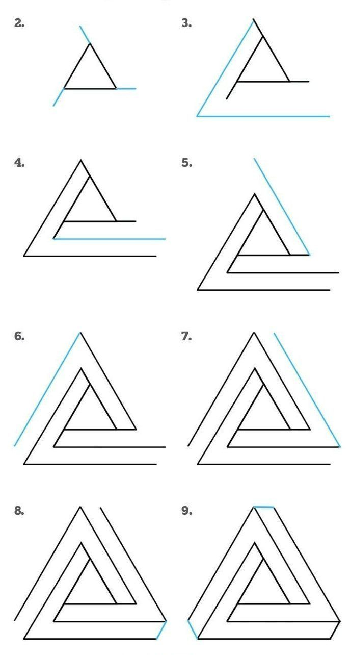 20 Straightforward Drawing Tutorials for Newcomers – Cool Issues to Draw Step By Step Straightforward …