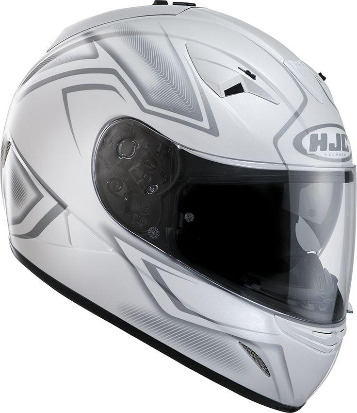 Casco integrale HJC TR-1 Sig MC10 : Abbigliamento Moto, Accessori Moto