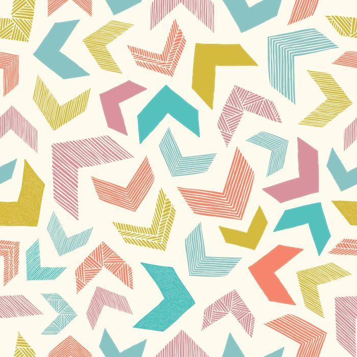 Sian Elin   Chevrons (via mr b http://brightbazaar.blogspot.com/2012/09/mr-bazaar-explores-tent-at-london.html): Chevron Patterns, Colors Patterns, Prints Dresses, Sian Elin, Inspiration Patterns, Chevron Fabrics, Chevron Wallpapers, Arrows Patterns, Patterns Prints