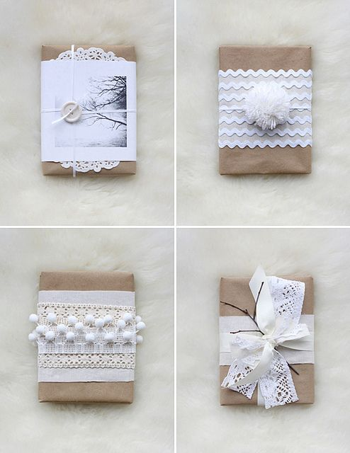 Christmas / NY gift wrapping