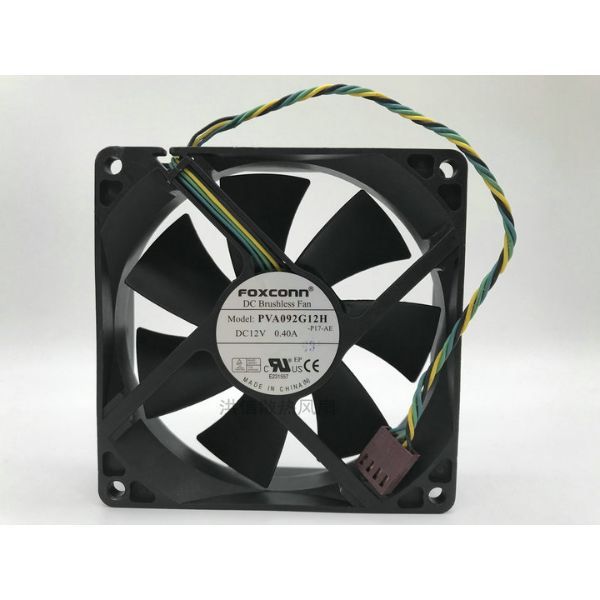 Us 8 99 Pwm Cpu Cooling Fan Original For Foxconn 9025