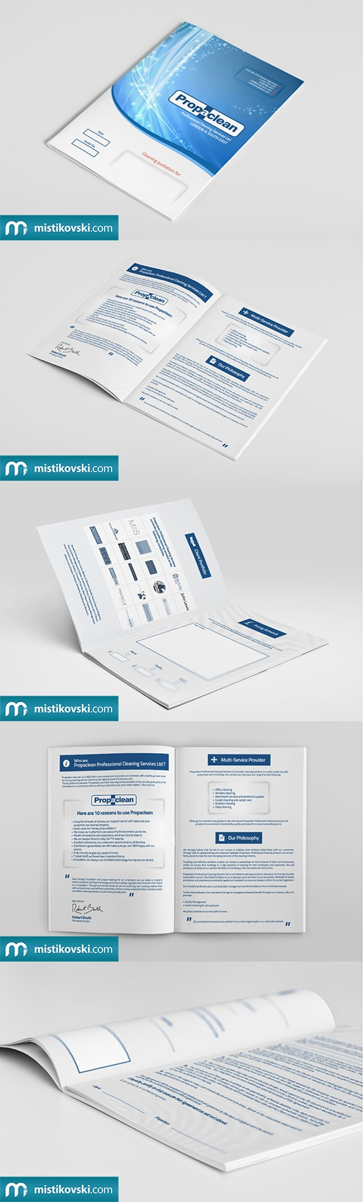 Propaclean   PDF Quote Form   www.mistikovski.com