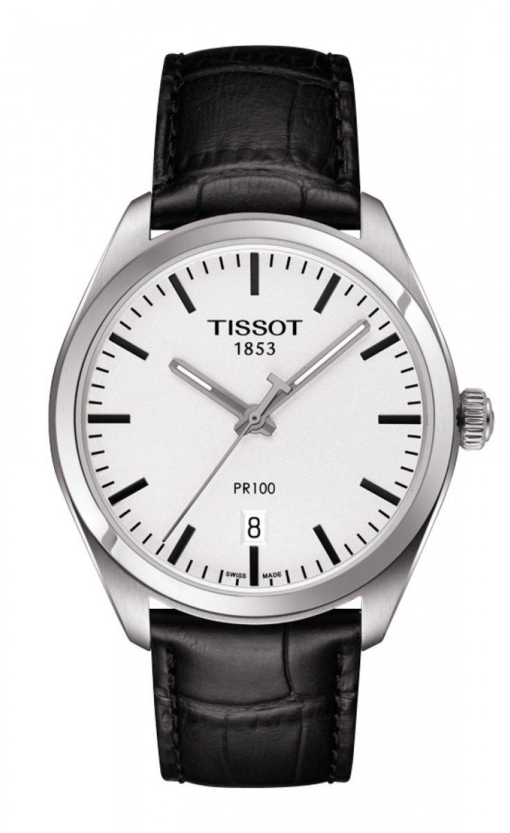 17 best images about montres tissot mens watch men s swiss luxury quartz 3 jewel movement wrist watch from the classic collection featuring a round stainless steel a silver dial index